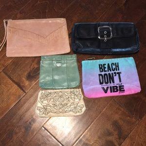 Vintage Bags - CLUTCH LOT (5)